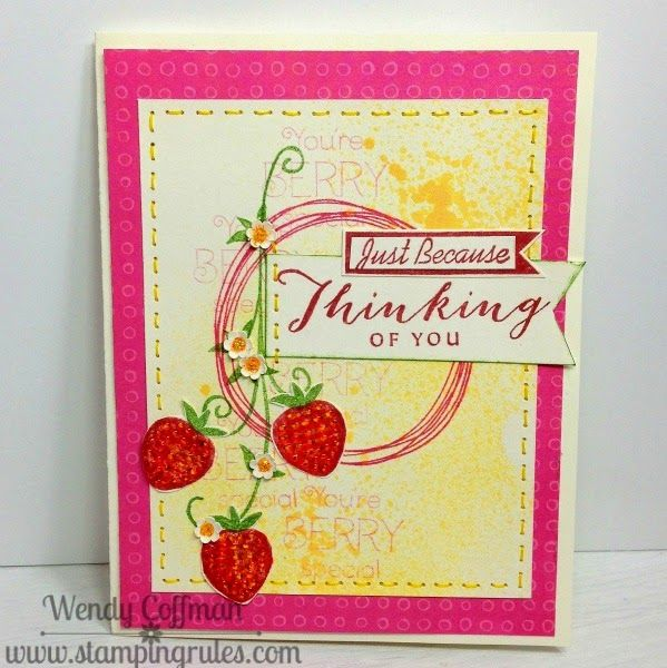 Stamping Rules!: Day 74: National Scrapbooking Month Blog Hop