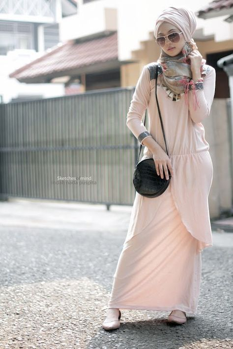 Funky Fashion with Hijabs