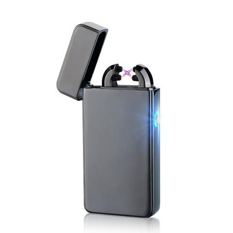 Double-Arc Lighter