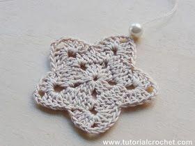 Crochet: Tutorial Stelle di Natale