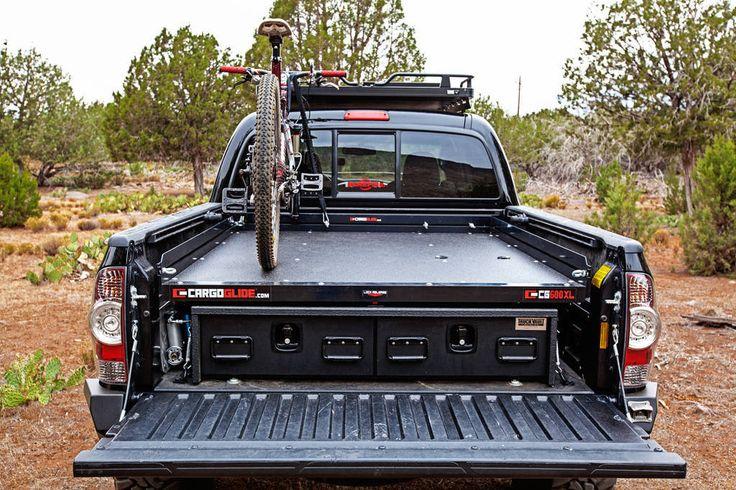 DefconBrix | Bed Storage Solutions | TruckVault + CargoGlide ...