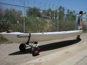 Kayak Trolley Cart and Canoe Solid Metal
