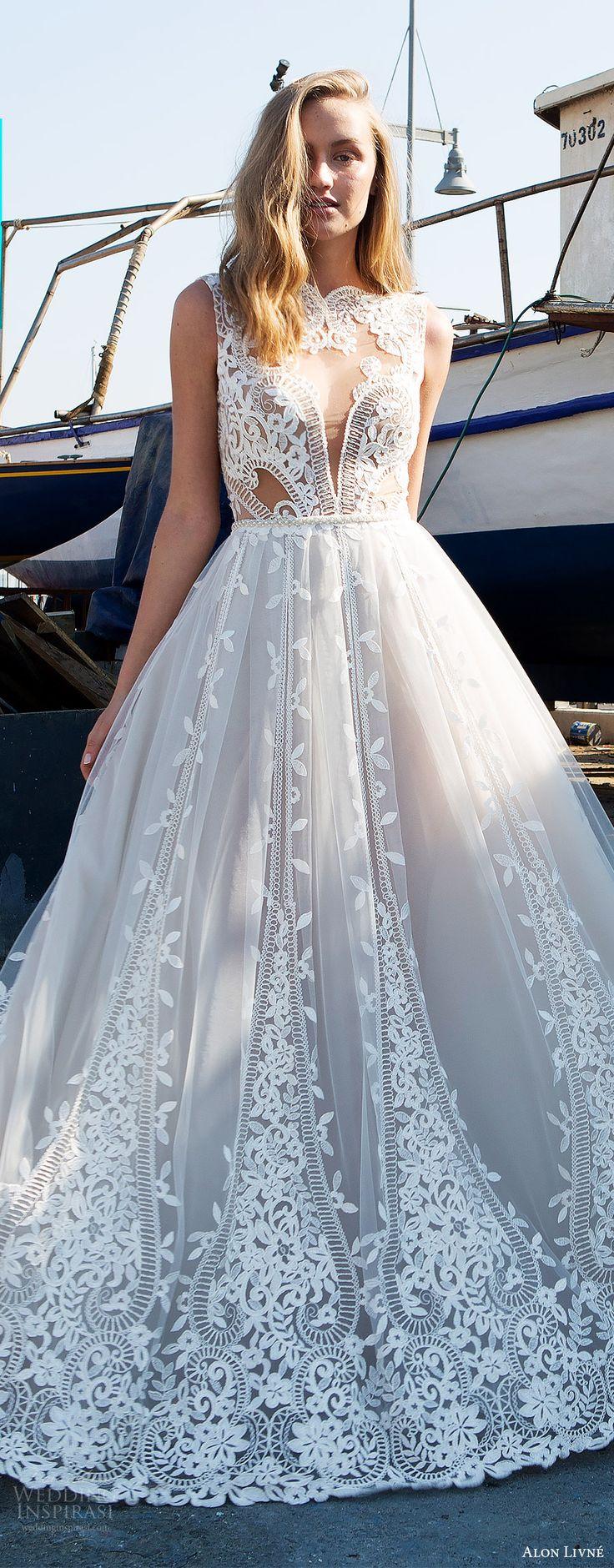 21 best Alon Livne White 2017-2018 Wedding Dresses images on ...