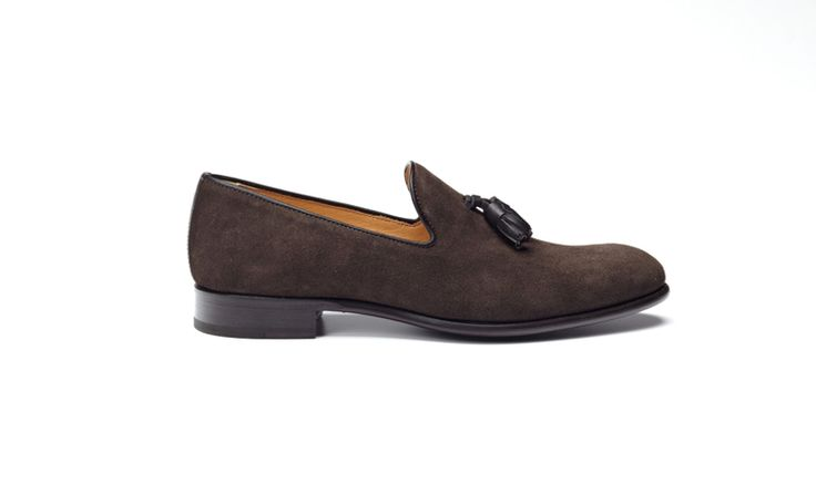 Paul Evans Suede Tassel Loafers Are A Class Act #dressshoes #mensshoes #mensfashion #shoes #swag #style #shoegame #boyfriend #guygifts #forhim #holidays #italy #newyork #love #beautiful #paulevansny