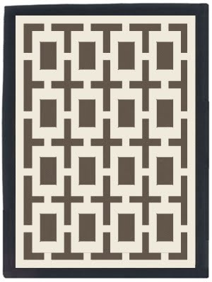 painted rug tutorial