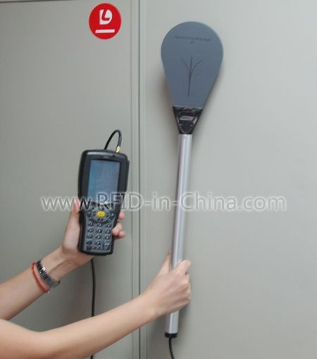 handheld RFID reader DL730Plus from DAILY RFID