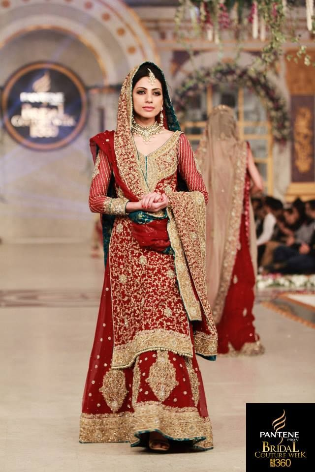Mehdi-Bridal-Wear-Outfits-At-Pantene-Bridal-Couture-Week-Lahore-003.jpg 640×960 pixels