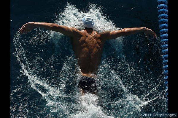 Michael Phelps: Famous, Phelps Favs, Sports Chick, Michael Phelps It S, Span Hands, Arm Span Amazing, Sports Sports, Sports Real, Muscle Definition
