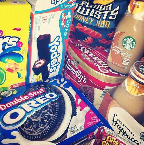 junk food tumblr - Google Search