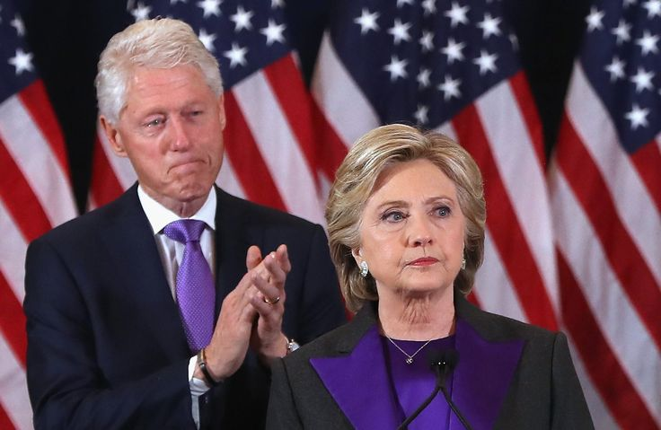 The Color Purple: Parsing the Meaning of Hillary Clinton's Concession Speech Suit. As soon as I saw it I recognized it.
