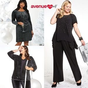 -Shop The Top 10 Holiday Style Tips From Avenue  -Gifts For All! Something For Everyone On Your List... Even Yourself- http://www.planetgoldilocks.com/plussizeFashions #holidays #plussizeclothing #plussizeFashions