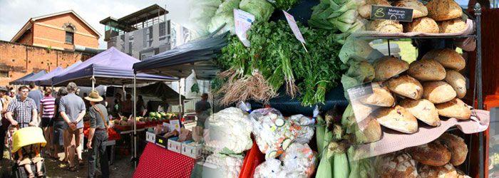 Boggo Road Jail Markets