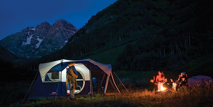 Coleman - Tent Camping Checklist