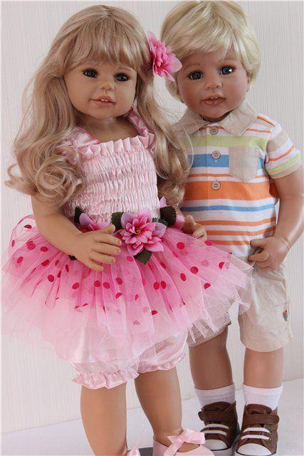 Мой детский сад / Другие коллекционные куклы / Бэйбики. Куклы фото. Одежда для кукол