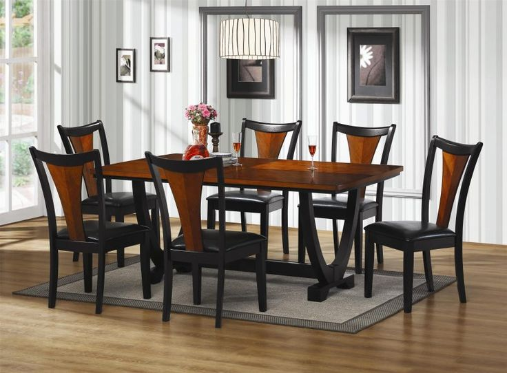 Dining Room Wooden Dining Set Crystal Glassses Flower Vase Pink Rose Candle Holder Grey Carpet Pendant Painting Wallpaper Window Some Tips to Arrange Dining Room Furniture