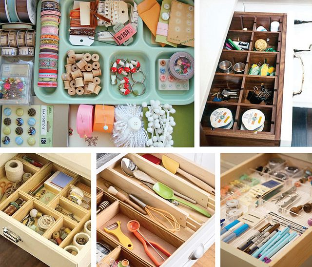 Inspiration: Organized drawers, containerize!: 7 Habits, Organizations Drawers, Professional Organizations, Junk Drawers, Stay Organizations, Drawers Organizations, High Organizations, Organizations People, Operation Organizations