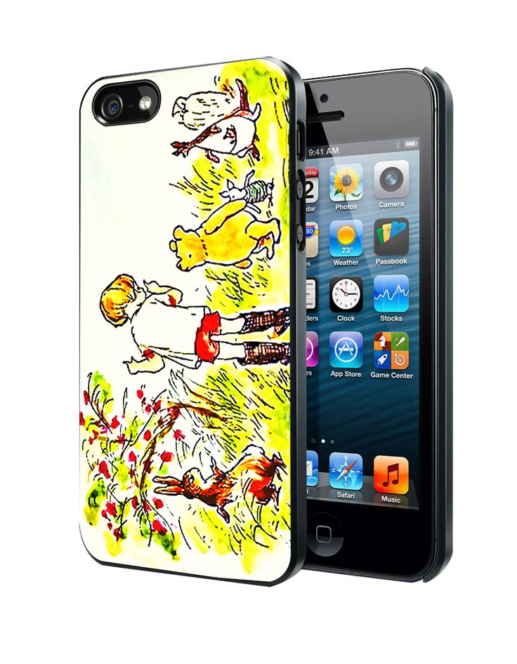$13.79 Winnie The Pooh Samsung Galaxy S3 S4 S5 Note 3 , iPhone 4 5 5c 6 Plus , iPod 4 5 case