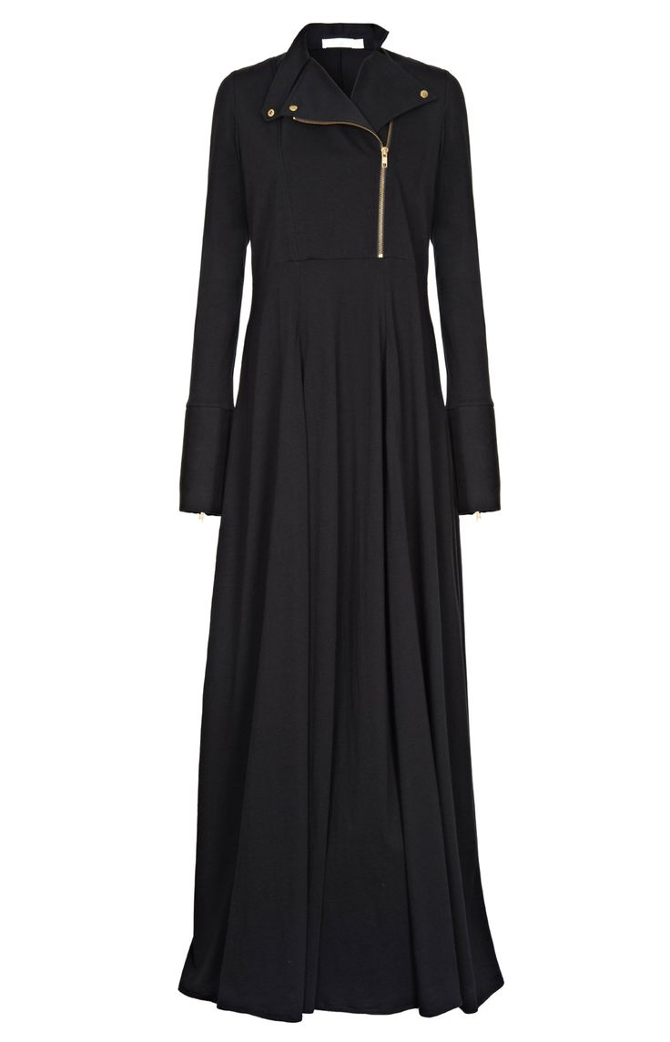 Aab UK Kawasaki Abaya : Standard view punk abaya. wish they had it in brown...