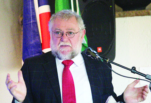 Namibia's Finance minister Calle Schlettwein has said Namibian state-owned enterprises should not blame government for failing to pay salaries on time because of their poor administration. He was responding to recent statements from the justice and youth ministries that they were unable to pay salaries because of technical glitches at the finance ministry. All state-owned enterprises have apparently received their subsidies from government for their operational and developmental costs.