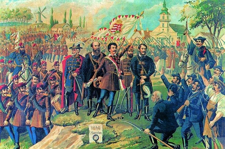 More than 160 years passed, but the Hungarian Revolution of 1848 associated with Petőfi's name is still commemorated by the Hungarian people. Multiple elements of the 12 points composed by the Pilvax Circle are still a relevant topic in the present,utisugo.hu reports. A long time under pressure eventually led to a revolution on March 15, …