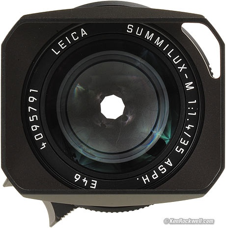 The best 35mm lens. Leica Summilux 35mm f/1.4 ASPH. On my camera 90% of the time. Just awesome.