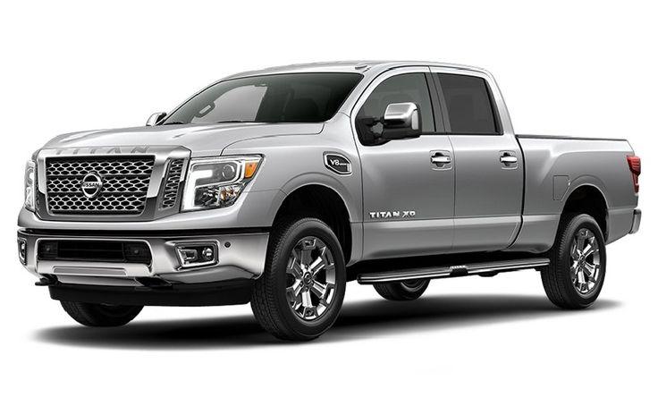 2017 best pickup trucks gallery Nissan Titan XD