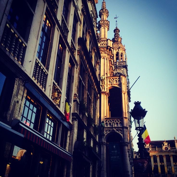Le Grand-Place Brussels, Belgium