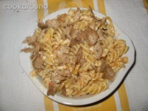 Ricetta Fusilli salsiccia e nduja | Cookaround Nduja spicy spreadable salami