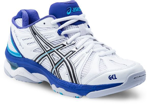 The GEL-Netburner Super 3 is by far the most advanced netball shoe ASICS has ever created. Built around new tooling this shoe is fast, lightweight, supportive and cushioned.
