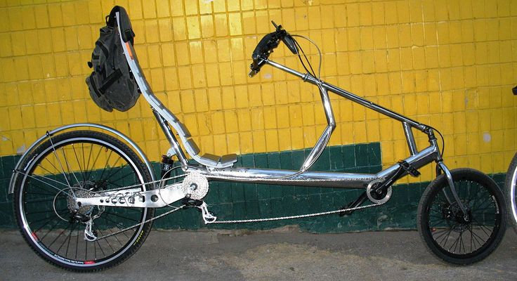 LWB Lowrider Recumbent - Recumbent bicycle - Wikipedia, the free encyclopedia