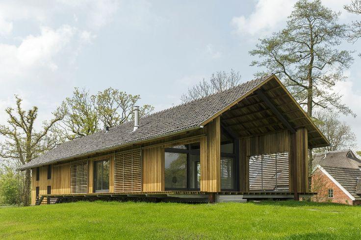 Eco house - Groningen the Netherlands