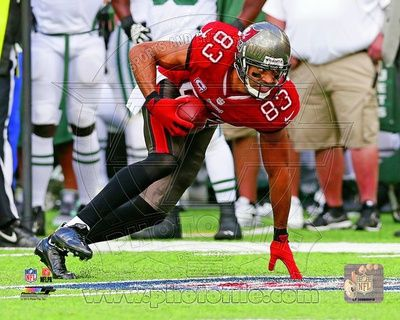 Tampa Bay Buccaneers - Vincent Jackson Photo