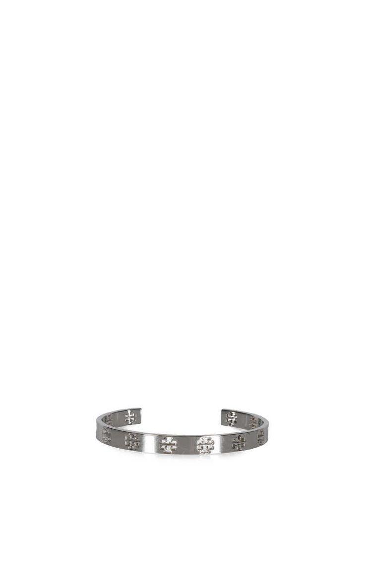 Armband Pierced T Cuff SILVER - Tory Burch - Designers - Raglady