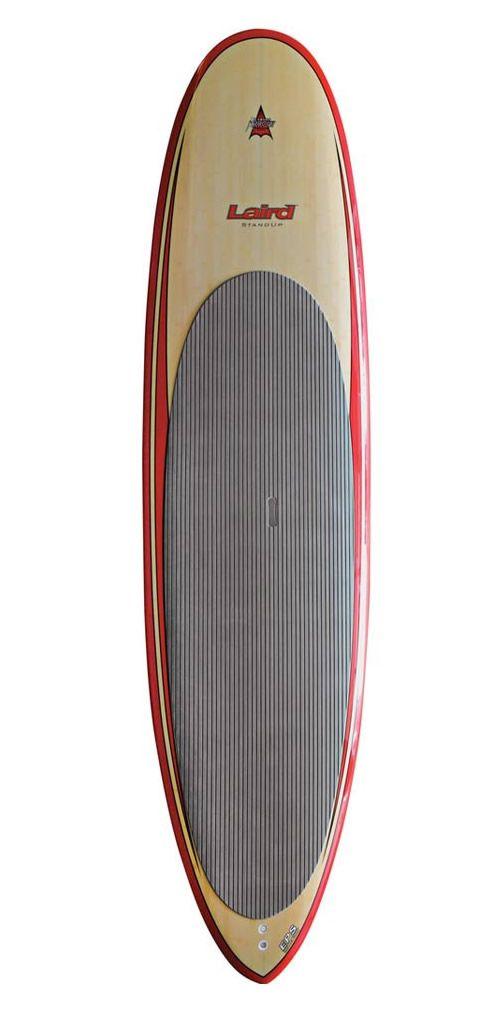 Paddle Surf Surfer EPS Bamboo 10'6 x 29'' Laird Hamilton.El mítico waterman Laird Hamilton presenta su nuevo modelo de Stand Up Paddle con una línea y diseño pensado para un surfing avanzado con una punta redondeada y con poco nose. Es muy rápido y maniobrable. Un sueño hecho realidad. Características de la tabla: Longitud de la tabla: 10'6'' Ancho de la tabla: 29'' Grosor de la tabla: 4.125'' Volumen 145 litros.Peso de la tabla: 20.5 libras.Laird Hamilton Stand Up Paddle Series Toda la ...
