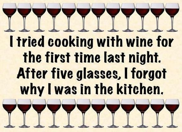 Cooking with beer next!: Kitchens, Laughing, Funny Things, Wine Quotes, Wine Funny, Funny Quotes, Funny Stuff, Cooking, True Stories