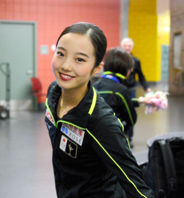 16日まで米ソルトレークシティーで開かれたフィギュアスケートのUSインターナショナルクラシックの女子で優勝した本田真凜(大阪・関大高)と報道陣の主な一問一答は次の通り。 ――シニア国際大会のデビュー…