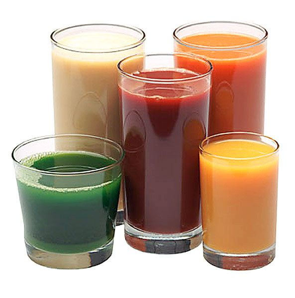 Lots of awesome Juice Recipes!