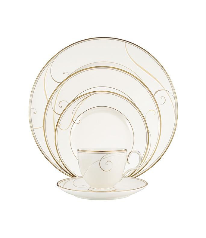 Golden Wave formal dinnerware <3<3