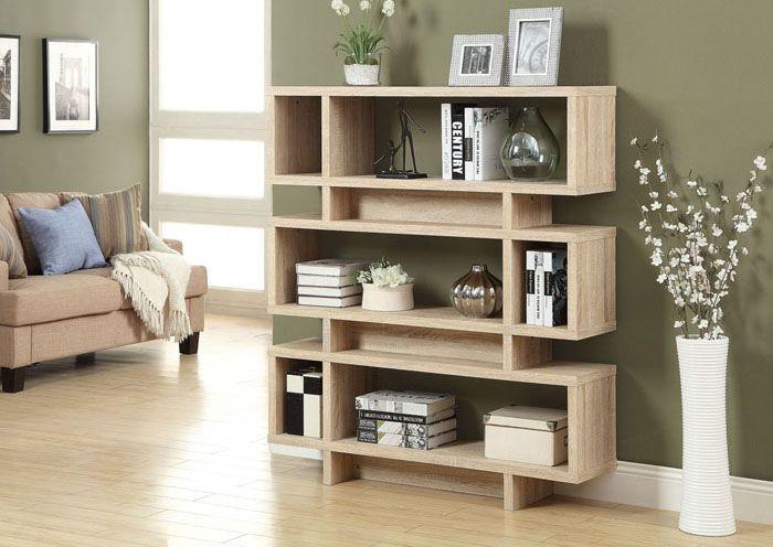 Étagère couleur naturelle / natural colored bookcase