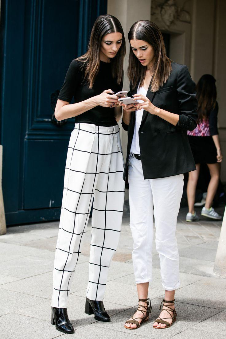 Street looks à la fashion week haute couture 2016-2017 à Paris