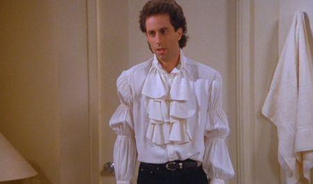 Seinfeld Puffy Shirt | Filmgarb.com