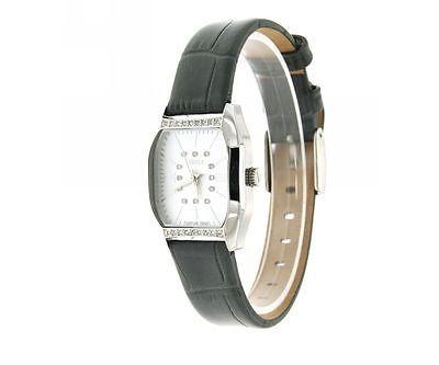 Vetta orologio donna Lyon Acciaio Strass cint pelle VW0065 - 1005519 in Orologi e gioielli   eBay