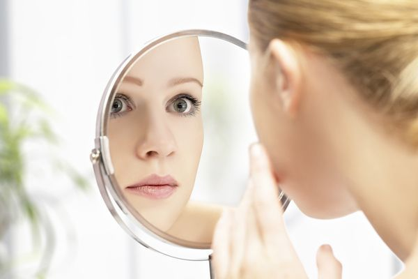 Skin pores are small little craters in our face that resembles orange peels. Thi