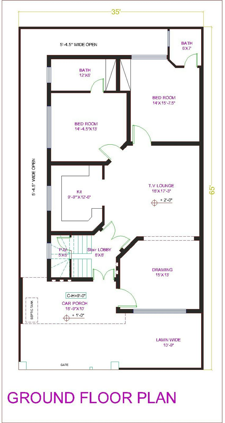 Modern residence islamabad home designs 10 marla house homes - 8 Marla House Plans In Pakistan