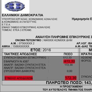 cogito: Αυθαιρεσίες και παρανομίες με 648.220 επικουρικές ...