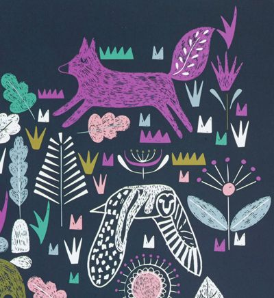 print & pattern: AW15 PREVIEW - paperchase : nordic nights