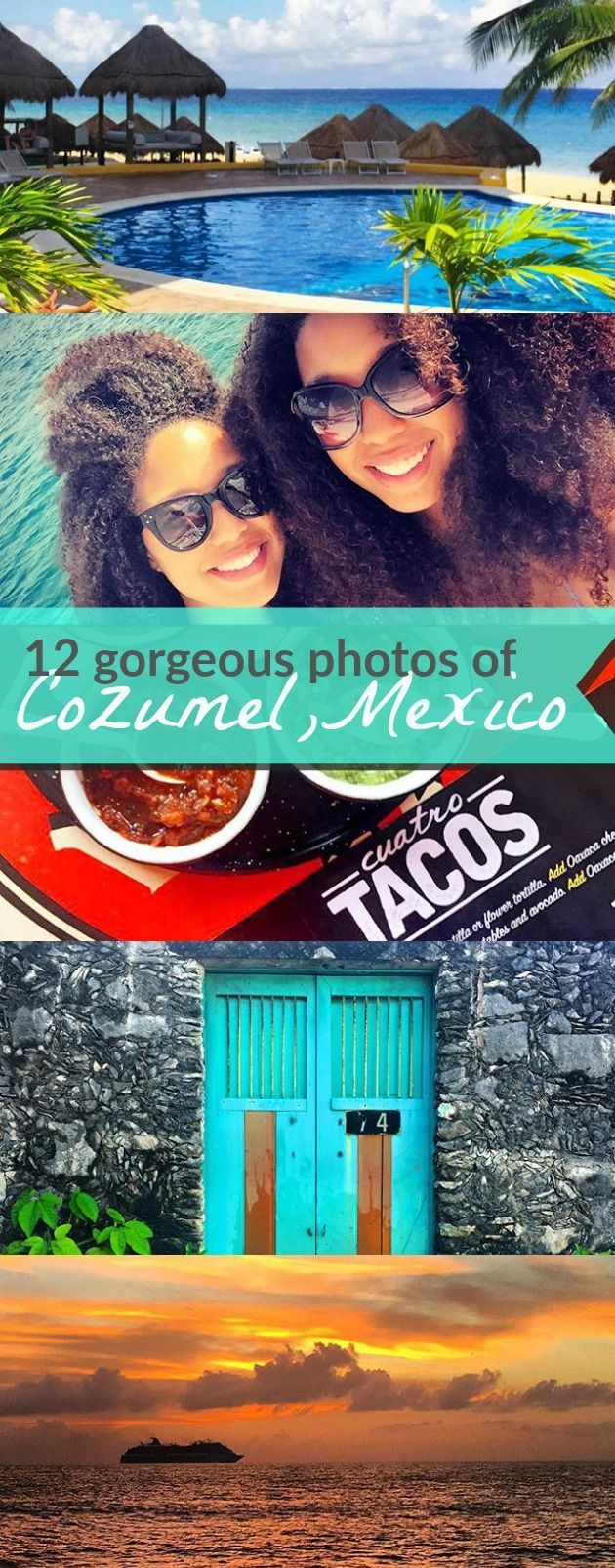 12 gorgeous photos Of Cozumel, Mexico that will make you want to book a flight NOW