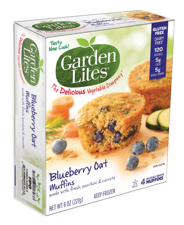 1000 images about low fodmap breads and baked goods on - Garden lites blueberry oat muffins ...