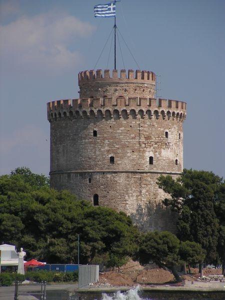 White Tower of Thessaloniki-Lefkos Pyrgos