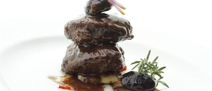 'Eustaquio Blanco' (Cáceres): gastronomía extremeña, de tradición y modernidad, con platos adaptados para celiacos.